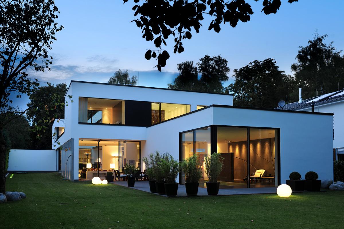 schl sselfertige architektenh user massiv gebaut gfg. Black Bedroom Furniture Sets. Home Design Ideas