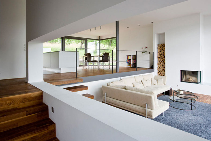 interieur gfg hoch tief bau architektenh user